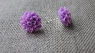 Lillā puķīte